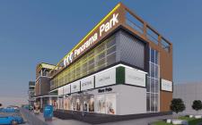 Фасады бизнес-центра Panorama Park