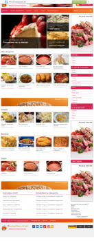 Создание и продвижение кулинарного сайта