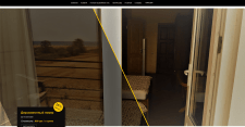Сайт мини отеля
