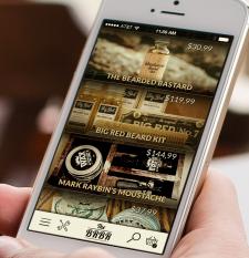 The BRBR shop (App)