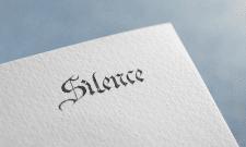 """Леттеринг """"Silence"""""""