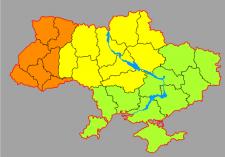 Flash-карта Украины