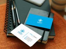 Визитки и лого для компании Smart Complect