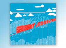 Иллюстрация по эскизу