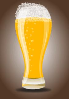 Векторное пиво