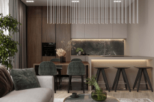 Дизайн интерьера квартиры в г.Киев.