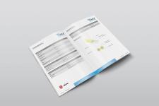 Разработка брошюры о продукте