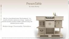 Landing Page для мебельного производителя