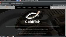 Сайт компании поставок морепродуктов