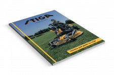 Дизайн каталога продукции STIGA - 50 cтр.