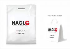 Дизайн пакетов для Naglo