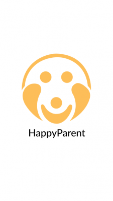 Happy parent