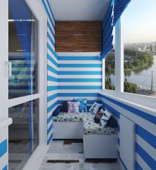 Квартира 95 квм ЖК Лазурный Блюз (Киев)