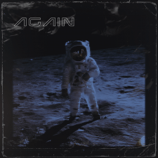 "Album cover "" Again"""