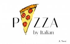 Логотип для пиццерии