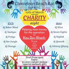 Афиша charity night