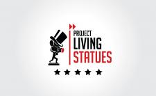 """Логотип """"Living Statues"""""""
