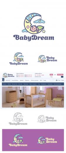 Логотип BabyDream
