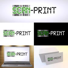 Логотип ScanPrint