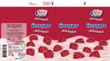 """Малина (ТЕТРАПАК - для ТМ """"Кремез"""")"""