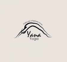 логотип для студії йоги