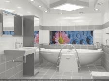 ванная2 (программа: 3D Max)