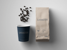 Дизайн кофе lavarrdi