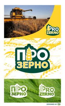 """Логотип для интернет сайта """"ProZerno"""""""