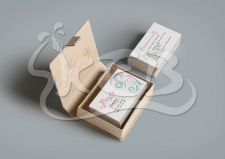 Визитная карточка Beauty art