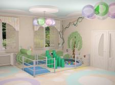 Реабилитационный центр для особых детей.