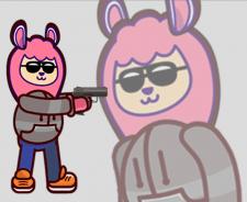Рисовка и анимация персонажа для игры