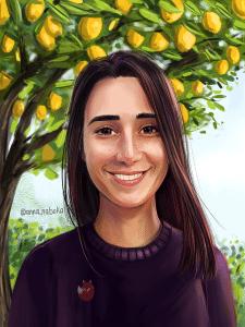У лимонного дерева