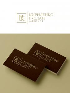 Разработка логотипа для адвоката