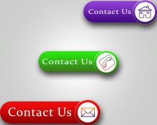 Создание кнопок для веб-сайта