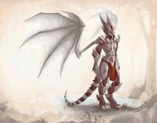 Дракон антро