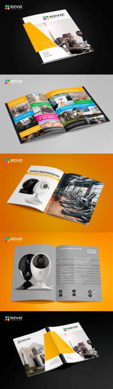 каталог продукции товаров для видеонаблюдения