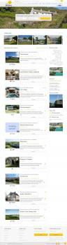 Сайт з оренди нерухомості