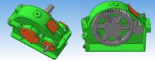 Редуктор 3D Kompas