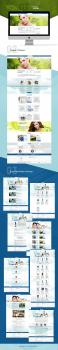 Сайт для компании Глобал