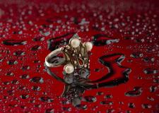 Имиджевая съёмка ювелирных украшений