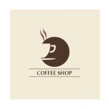 Логотип кофейни в Кривом Роге