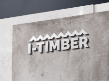 Logo for a construction company