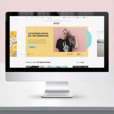 "Дизайн сайта ""Beauty Blog"""