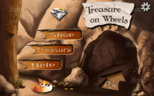 "Игра "" Treasure on Wheels"""