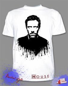 T-shirt_Dr.House_BrutalStyle