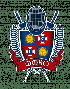 Логотип Федерации фехтования Винницкой области