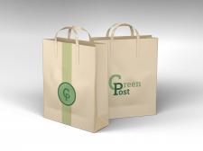 """логотип для""""GreenPost"""""""