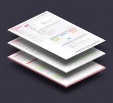 Дизайн интерфейса для сайта по заказу домена