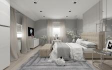 Дизайн хозяйской спальни