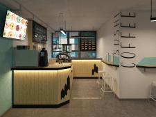 """Дизайн-проект кафе """"О*Лень"""""""